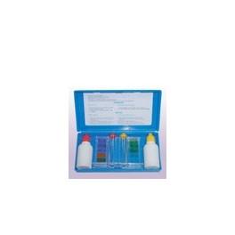 Тестер с реактиви за хлор и рН
