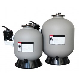 Пясъчен филтър полиетиленов D600 14m3/H SIDEPOL1