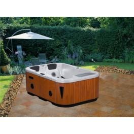 Хидромажна вана за открито пространство Jazzi SKT 335А (джакузи)