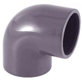PVC коляно 90°ф90 за лепене